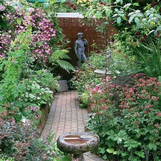 Country Garden Ideas For Small Gardens – The Gardening