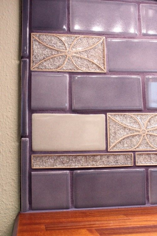Purple Nice buts and Grout on Pinterest
