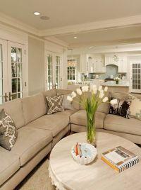 33 Beige Living Room Ideas | Beige living rooms, Round ...