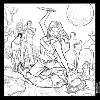 buffy-the-vampire-slayer-coloring-pages-7 | Coloring ...