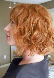 beach wave perm hair