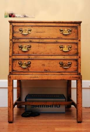 Melrose Collection By Guy Chaddock Chest Of Three Drawers 300 Berkeley Craigslist