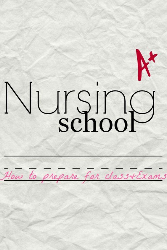 Nursing student study tips. How to study for nursing