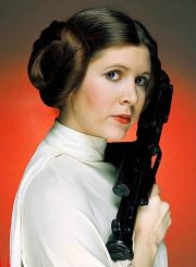 princess leia- fave hairstyle