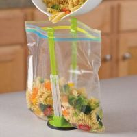 Baggy Rack Plastic Bag Holder | Things to Know & Have ...