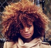 natural hair black women