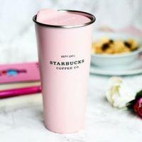 Starbucks pink thermo | Think Pink | Pinterest ...