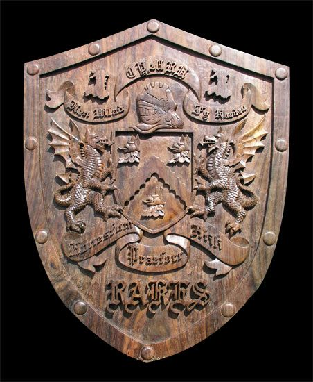 Coats Coat Of Arms And Carving On Pinterest