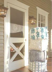 style court fabulous screen door!!!!   Doors   Pinterest ...