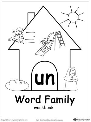 Word families, The words and Words on Pinterest