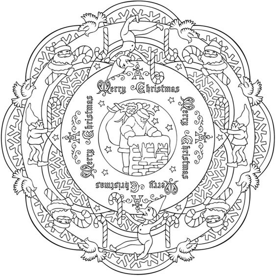 Coloring, Mandala coloring and Coloring books on Pinterest