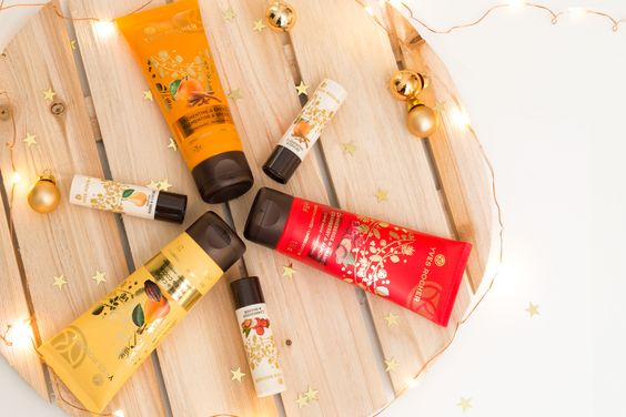 YVES ROCHER COLLECTION NOEL 2016