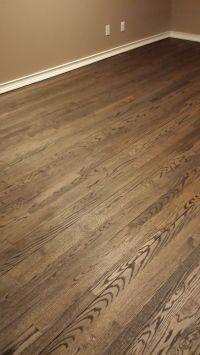 Floor stain, Minwax and Jacobean on Pinterest