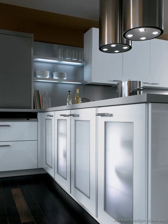 Shelves Kitchen modern and Pictures of on Pinterest
