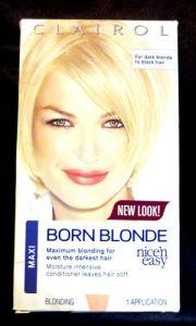 blonde hair colors mom