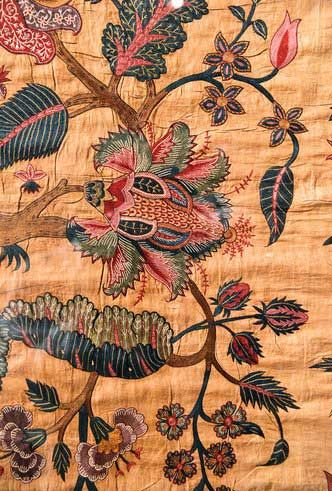 "Exhibition | ""Interwoven Globe: The Worldwide Textile Trade, 1500–1800,"" 