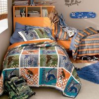 Kids sports, Bedding sets and Sports on Pinterest