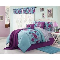 Modern Teen Bedding Beautiful Girls Kids Full Size ...