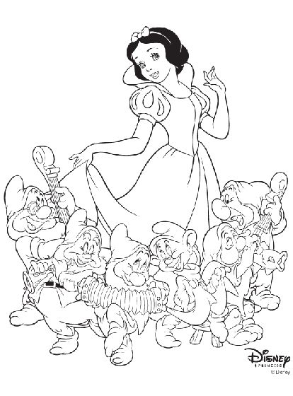 Surfer Girl Coloring Page
