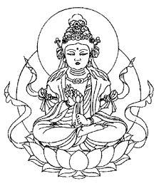 Buddha, Goddesses and Deities on Pinterest