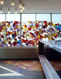 Stained glass window from The Pharmacy | + stained glass ...