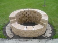 Project Yourself Outdoor Fireplace | Outdoor stone fire ...