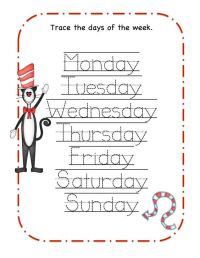 Preschool Printables: Dr. Seuss | School misc | Pinterest ...