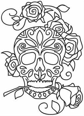 Urban threads, Hippie art and Skulls on Pinterest