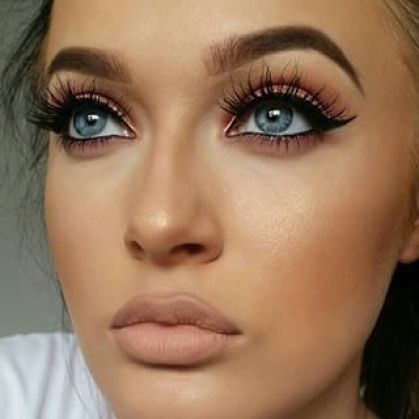 These nude lipstick colors are gorgeous!