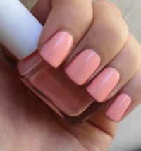 essie van d'goh... a beautiful peachy pink | nail polish ...