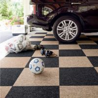 Tile, Garage and Carpet tiles on Pinterest