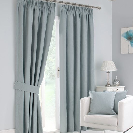 Duck Egg Solar Blackout Curtain Collection Dunelm From £25