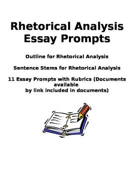 Rubrics, Essay prompts and Sentences on Pinterest
