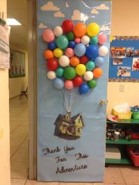 Up movie, Disney Pixar Classroom door decoration ...