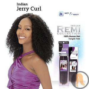 details about sensual indian remi jerry curl 8inch wet n wavy curls 100 human hair and hair