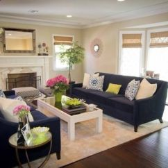 Living Room Color Schemes Black Leather Couch 2 Costco Chairs Accent And Pillow Ideas For A Cool Contemporary Home ...