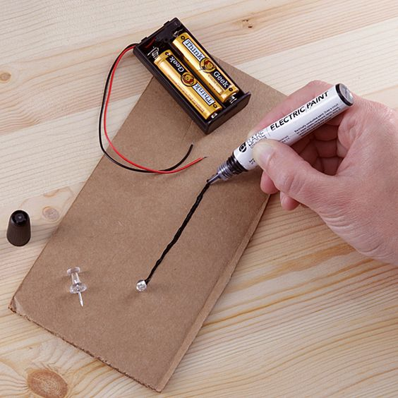 Explore Conductive Pen Circuit Works And More Pens News