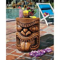 Amazon.com : Design Toscano The Grand Tiki Tongue ...