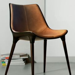 Modloft Dining Chair Fairfield Langham In Leather
