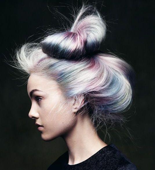 come curare i capelli pastello