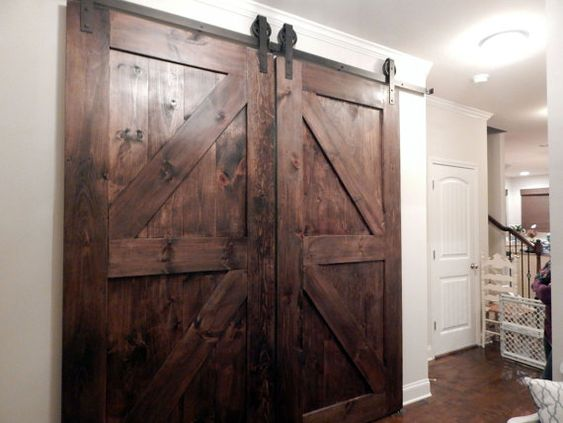 Interior Sliding Barn Doors, Sliding Barn Doors And Barn