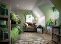 Green bedrooms, Twin boys and Sibling on Pinterest