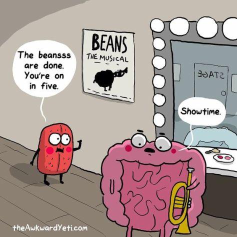 Awkward Yeti comics