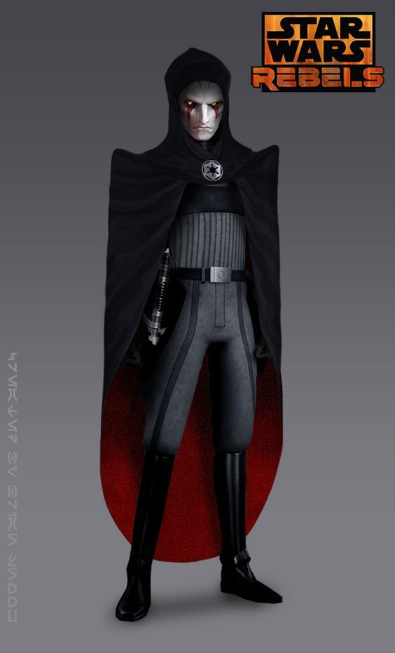 Star Wars The Grand Inquisitor Google Search Star Wars Pinterest War Search And The Ojays