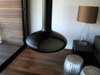 fire orb fireplace   living room redux   Pinterest   Fire ...