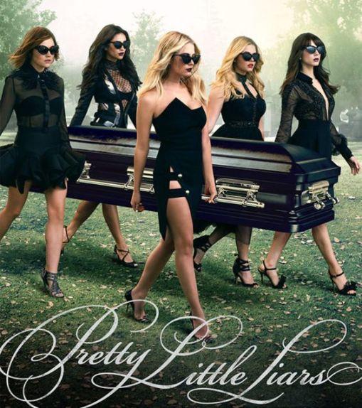 Pretty Little Liars saison 6 : des affiches torrides pour la suite de la saison: