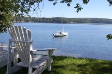 Our Memorial Day weekend + Lake Winnipesaukee  This is where peace and serenity become the theme.: