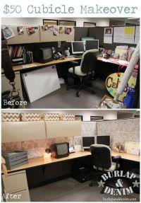 30 New Office Cubicle Organization Ideas | yvotube.com