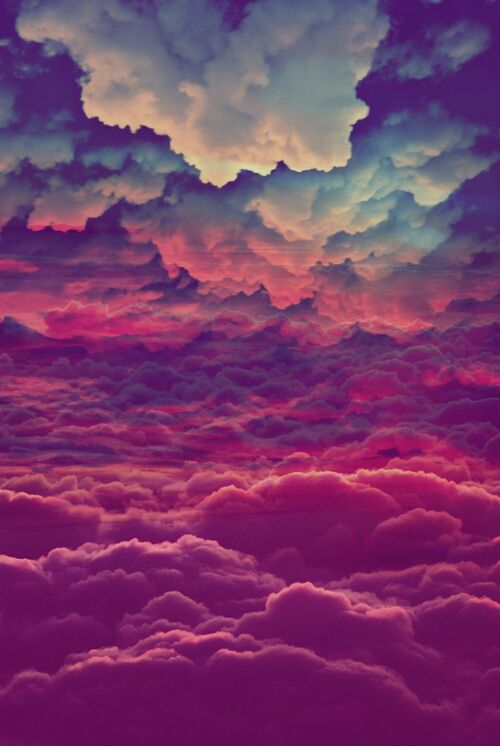 Beautiful Pantone color and In the clouds on Pinterest