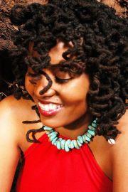 curly locs dreads dreadlocks